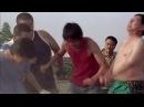 Первая тренировка команды Шаолинь. Тренировка с яйцами. Убойный футбол. 2001