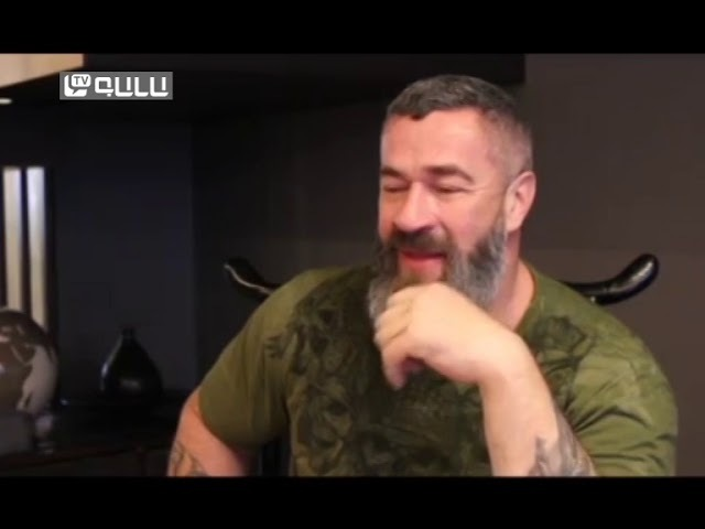 Сергей Бадюк о роли армян в борьбе против ИГ 2K18 JAN MUSIC ®