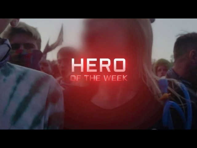 Herobust в Instagram: «Our first hero of the week! She held the rail down at @bonnaroo like a pro! Tag her if you know her. HeroOfTheWeek»