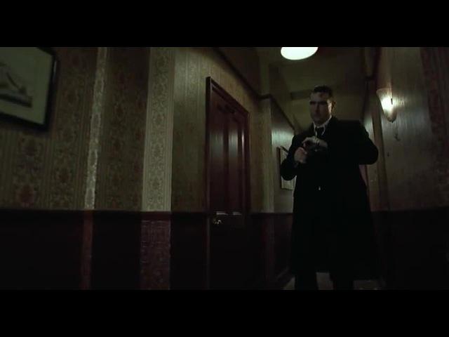 Отрывок из фильма Большой куш Борис хрен попадешь и Тони пуля в зубах ►filmCUT