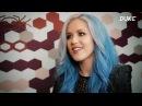 Arch Enemy Interview Alissa White Gluz Paris 2017 Duke TV VOSTFR
