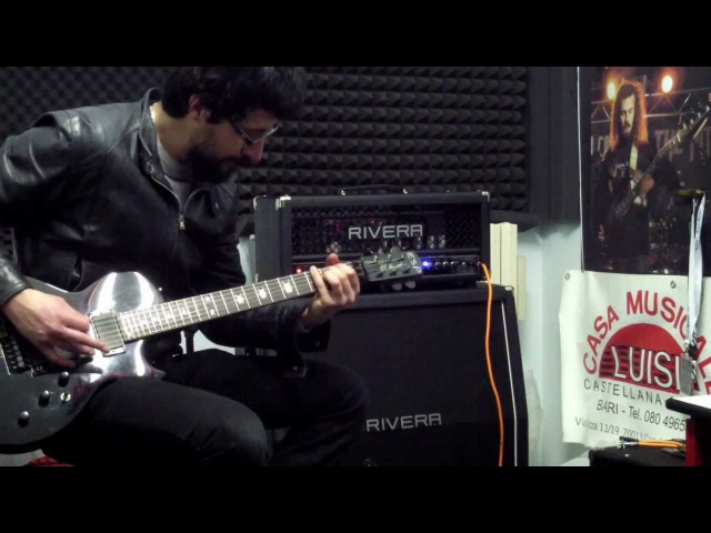 ESP KH3 Kirk Hammett Signature Rivera Knucklehead Rev Tre 120