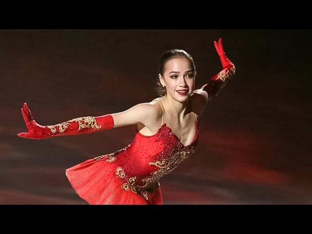Alina Zagitova Ice Show Гордость нации GOLD Olympic Champion ♥