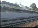 Вид из окна электрички 1 (View from the window. Electric train) 1