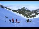 Three days at Parnassos Mtn