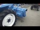 Реверс на фрезе трактора ISEKI