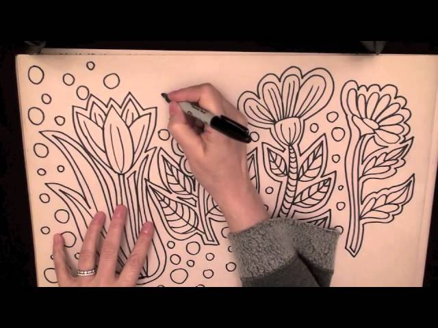 ASMR: Doodle Sampler 10,000 Subscriber Celebration (ASMR, Tingle, Triggers, YouTube, Video)