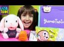Игрушка Сквиши Хомячок и другие Кавайные Cюрпризы в посылке из Японии SQUISHY Toys