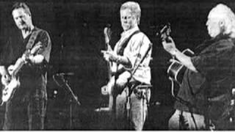 The Byrds Reunion - It Won't Be Wrong [1989] Live
