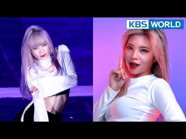 Dancing Beauty | 댄싱 뷰티 Ep.4 : EXID's Hani 'DDD' (하니-덜덜덜) [ENG/中文字幕/2018.02.01]