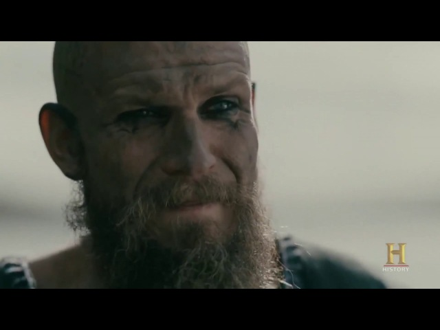 Vikings: Season 4 Episode 11 - Ragnar Tells Floki He Loves Him [HD] (Official Scene)