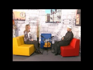 Интервью на ТВ об учении Ислама. Шейх Ильяс Умаров