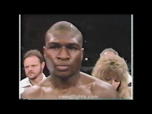 James Toney Vs. Mike McCallum 12131991 Fight 30