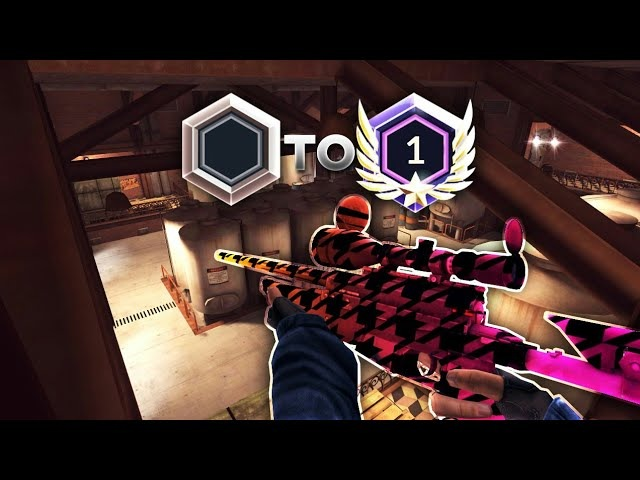 C-Ops| Uratio Road From Unranked To Special Ops 2