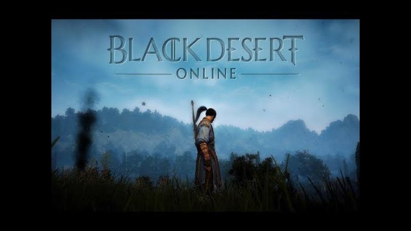 Black Desert online 4: Ронин, немного квестов и ...