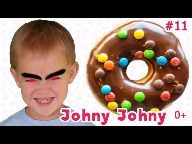 🎉🌟✨ Волшебная Палочка Джони Джони 🎶 Много других Детских Песен на Английском от Мирика и Ярика