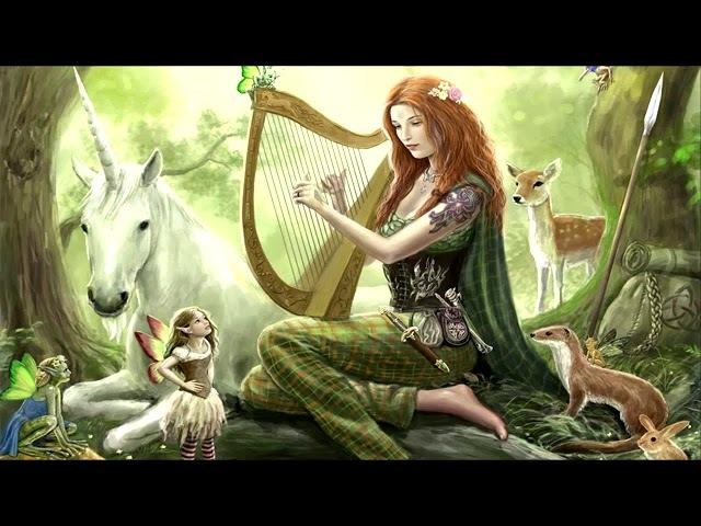 Прекрасная кельтская музыка Beautiful Celtic Music Celtic Harp Relaxing,