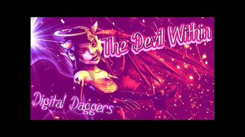 (Nightcore) BATIM / SFM   The Fallen Angel   Digital Daggers - The Devil Within