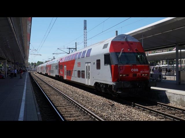 ÖBB 8633 102 als R 2238 | Wien Meidling [4k]