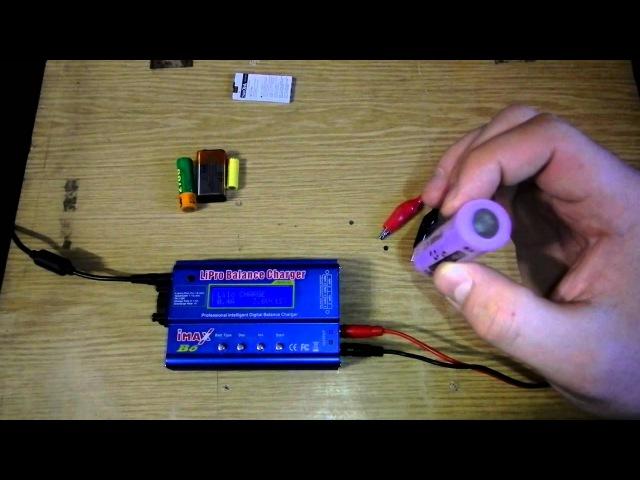 Как заряжать аккумуляторы на IMax B6 и Turnigy accucel 6
