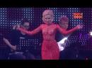 АЛИСА ВОКС. На МАТЧ ТВ. Titanium David Guetta ft Sia cover