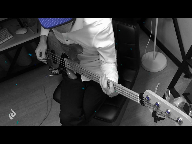 사사의 FSHARP 119 넬 x 그루비룸 오늘은 Kpop Bass Cover NELL X GROOVYROOM
