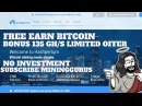 POWERFUL CLOUD MINING SITE EARN 0.01 BITCOIN | LIMITED BONUS 135 GH/S | Hashperium | NO INVESTMENT