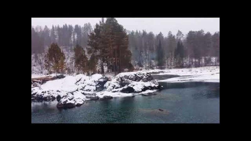 Голубые озера Глаза Катуни Алтай Blue lake Altay Обряд обычай