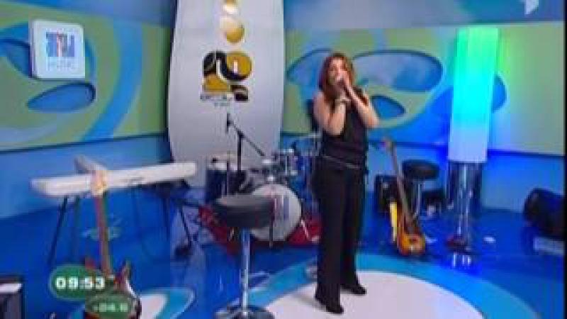 ჩვენი დილის სტუმარი მომღერალი თაკო მელ