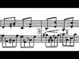 Etyde-Jean Sibelius, Guitarduo arrangement