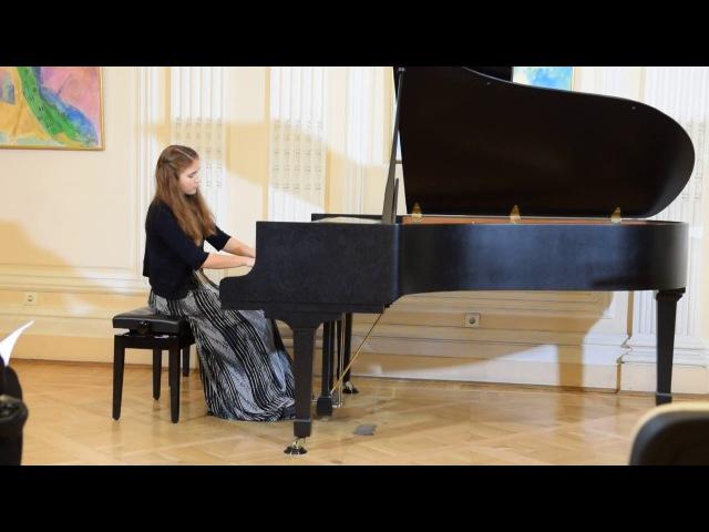 Н.Метнер. Сказка e-moll,Op.34 №2