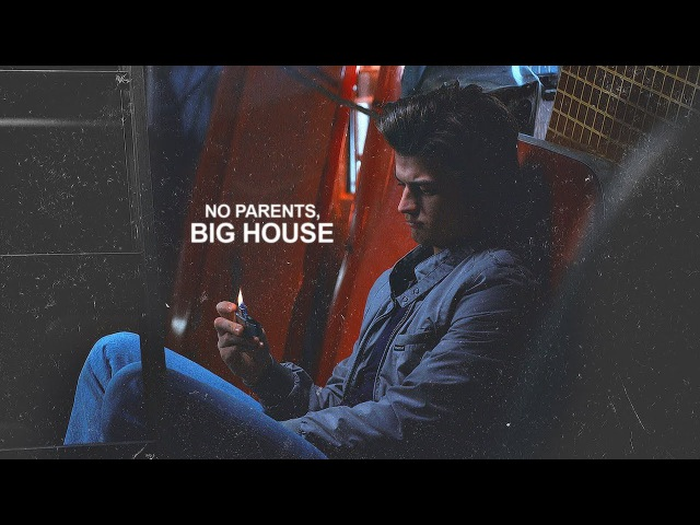 Steve Harrington || No parents, big house