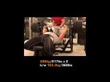 Kirill Sarychev, bench press 306kg674lbs x 1