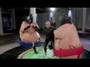 Max Motivation Sumo Knockout Challenge - Max Verstappen and his friends