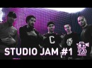 Studio Jam Cypher 1 НКНКТ АрХангел Владэст Young Dee Kiev Rasta Mafia Donny