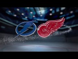 Tampa Bay Lightning vs Detroit Red Wings - October 16, 2017 Game Highlights NHL 201718. Обзор.