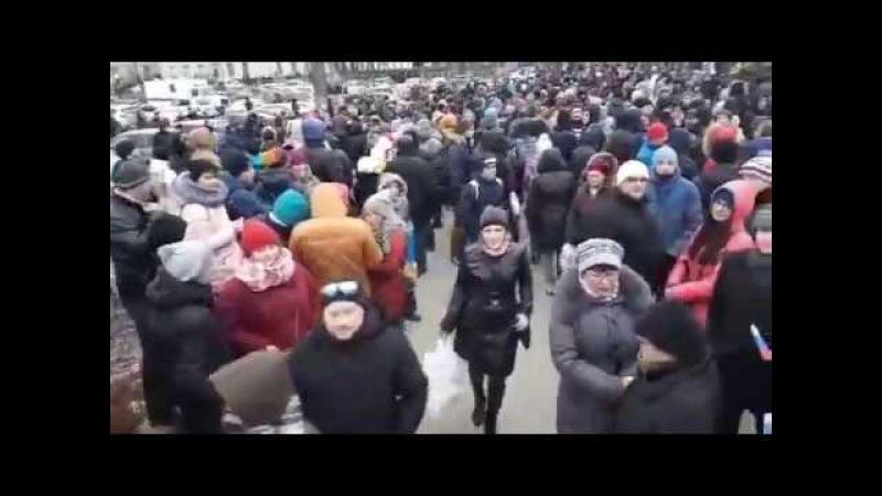 Навальный в Самаре 03.12.2017 Ч.3 Основная. Гор Мелконян