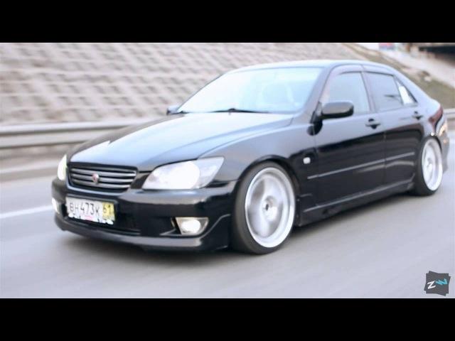 Drift lexus is 400 v8