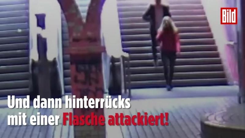 Erster U-Bahn-Schläger von Essen gefasst