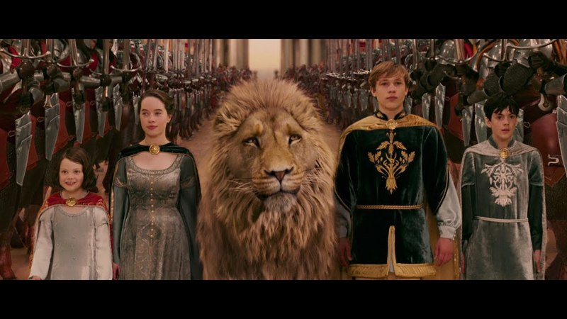 The Chronicles of Narnia - The Lion, the Witch and the Wardrobe The Royal Coronation