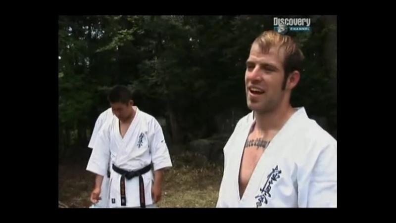 Тайны боевых искусств. Кёкушин каратэ