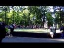 Музыкальный фонтан в Блонье