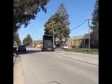 Тот самый случай, когда грузовик может дернуть тебя со светофора 😎