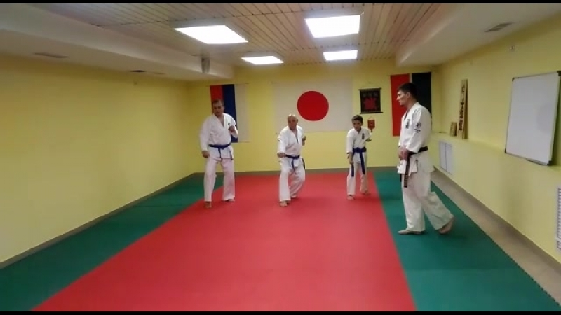 Spring Kyu Test (International Shikon Organization) 16.05.2018 Part-14