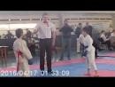 Павельев Миша ч 2 Чемпионат Волгоградской области 14 04 2018