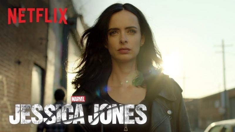 Джессика Джонс 2 сезон 1-6 серии