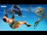 Fortnite «Королевская Битва» — Режим 50 на 50, версия 2