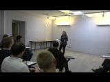 Отзыв Екатерина Тубянская курс ораторского мастерства Антон Духовский ORATORIS
