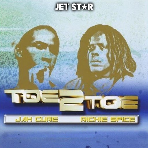 Richie Spice альбом Toe 2 Toe - Jah Cure and Richie Spice