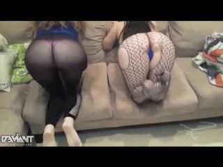 Two Sexy Skinny Lesbian Teen Big Pantyhose Ass Twerk Anal Две Секси Лесбиянки В Колготках На Вебку Тверк Сочные Попка Стриптиз
